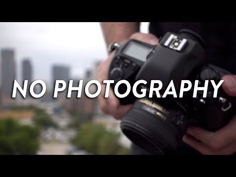 No Photography Allowed: Has Photography Ever Ruined Your Experience?