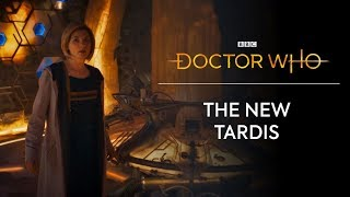 The New TARDIS | Doctor Who: Series 11