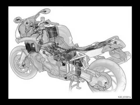 Bmw K 1200 Gt R S Manual De Taller Service Manual Manuel Reparation Youtube