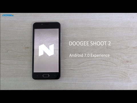 DOOGEE shoot2 android 7.0 Smar - VamosDotPK