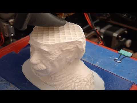 3D Print Albert Einstein