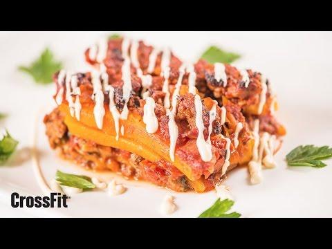 Nick's Zone: Butternut Squash Lasagna