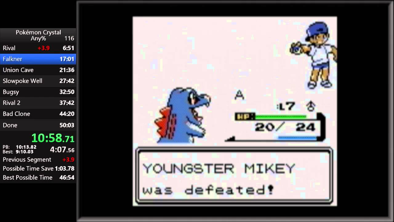 how to catch any pokemon in pokemon crystal