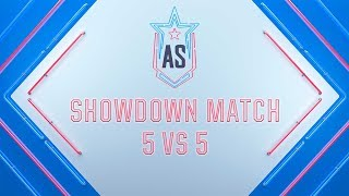 ALL STARS 2019 - 5 VS 5 SHOWDOWN MATCH - League of Legends