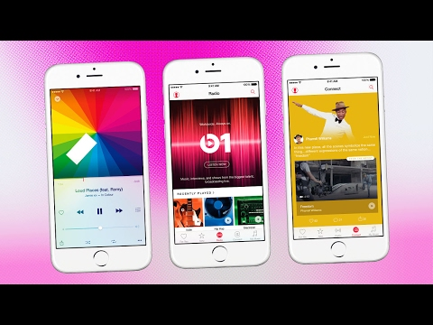 Music Services Compared: Apple Music vs. Spotify vs. TIDAL v