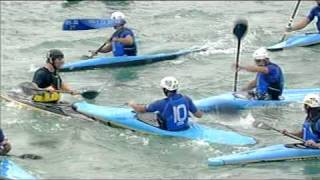 Canoe Polo World Championships GER vs ITA Part 2