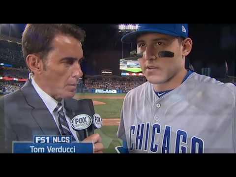 Robert Stack loves Rizzo