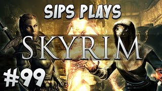 Sips Plays Skyrim - Part 99 - Tales of a Zombie Dragon