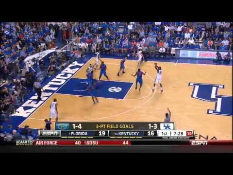 02/15/14 Florida vs Kentucky Men