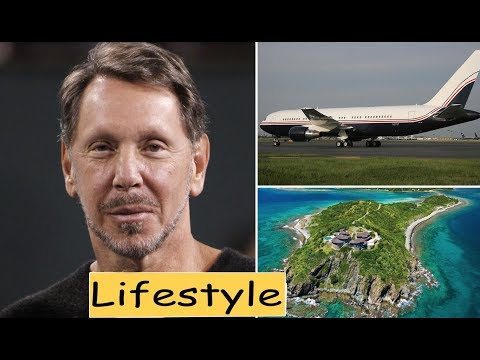 Larry Ellison  Lifestyle, house, golf club, island, income,  net worth