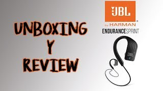 JBL Endurance Sprint | Auricular Bluetooth Deportivo | Review EN ESPAÑOL
