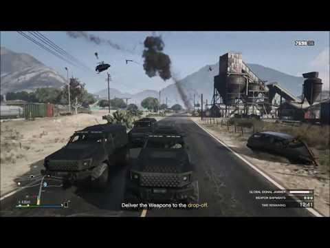 Download GTA Gunrunning Selling Full Bunker $1,165,000 Screenshots