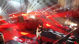 MUSE Time Is Running Out Live, Belfast 2015