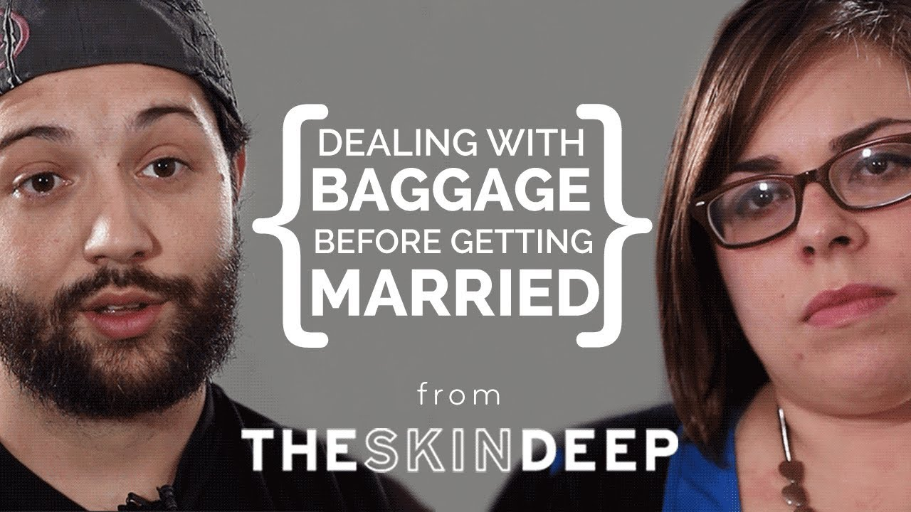 Dealing With Our Baggage Before Getting Married | {THE AND} Ashley & Gabriel (Part 1)