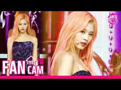 [안방1열 직캠4K] 트와이스 사나 'Feel Special' (TWICE SANA Fancam)│@SBS Inkigayo_2019.10.06