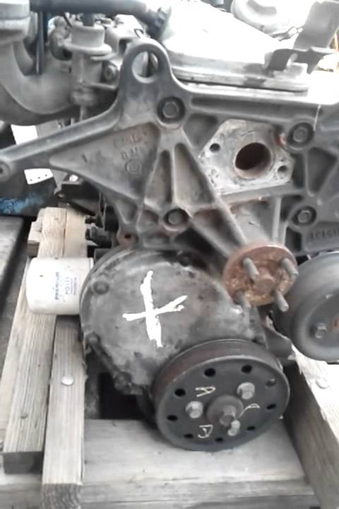 97 S10 PICK UP 22L ENGINE  YouTube