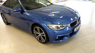 JJ FLEMING Galway - 2016 BMW 4 Series 420D XDRIVE M SPORT AUTO