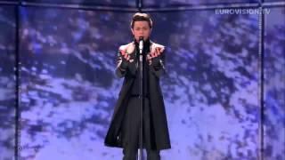 Aram MP3 - Not Alone Armenia LIVE 2014 Eurovision Song Contest First Semi Final