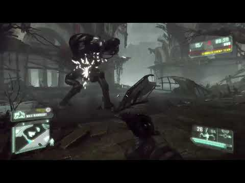 Crysis3 - Boring Bow Match in Museum |