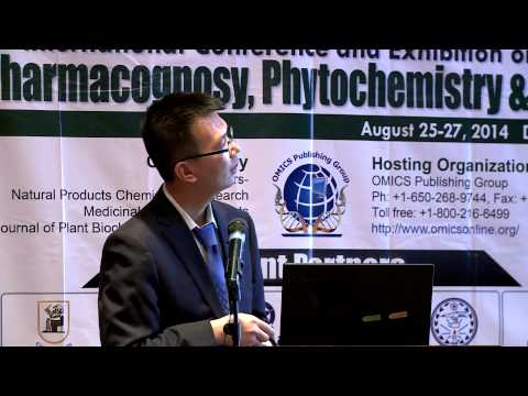 Jian-ye Zhang| Guangzhou Medical University | China | Pharmacognosy 2014 | OMICS International