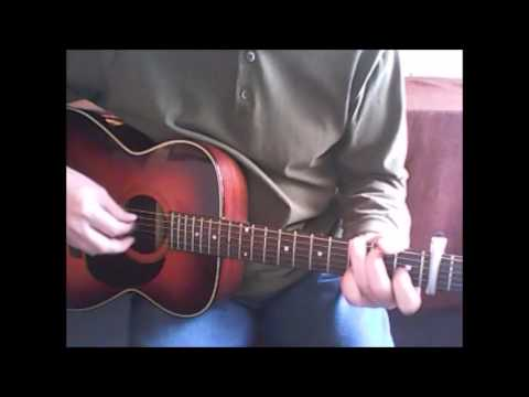 Simple Gifts – solo acoustic guitar