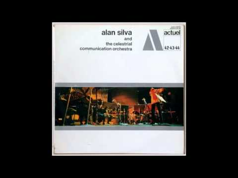 Alan Silva and the Celestial Communication Orchestra - Seasons [full album]