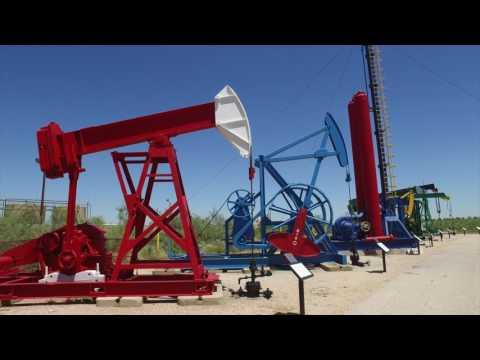 Petroleum Museum in Midland, Texas