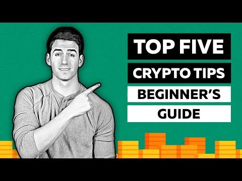 5 Tips For Investing In Cryptocurrency — Beginner's Guide!