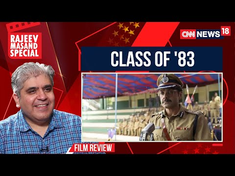 Class Of '83 Movie Review By Rajeev Masand