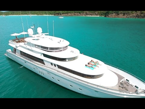 A Week on the Seas with Superyacht Sales and Charter