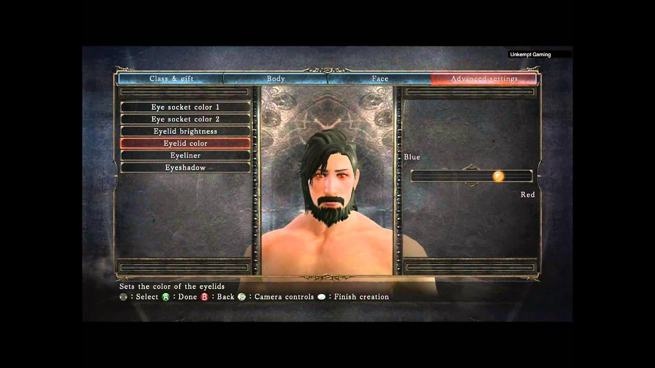 Dark Souls 2 - How to make a badass warrior (male) - YouTube
