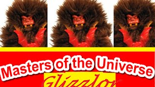 Masters of the Universe GRIZZLOR Action figure & what it is worth