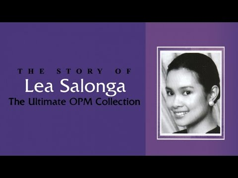 Lea Salonga - The Ultimate OPM Collection
