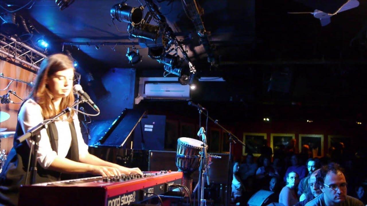 Paola Vera au New Morning en 1ere partie de Lizz Wright | Octobre 2015 - PARIS