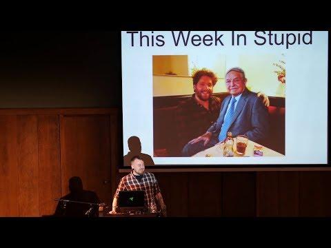 This Week In Stupid Live - Count Dankula