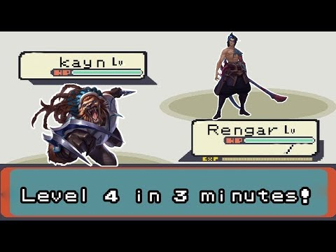 Level 4 In Under 3 Minutes? New Jungle Path!