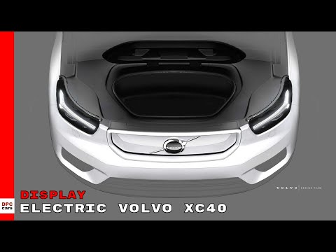 Fully Electric 2020 Volvo XC40 SUV DIM