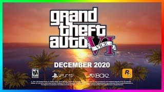 GTA 6 Location, Release Date, Multiple Cities & MORE - Everything Rockstar Games Has Said SO FAR!