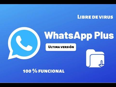 Descargar WHATSAPP PLUS | Instala Whatsapp Plus directamente ultima versión 2019 - 2020