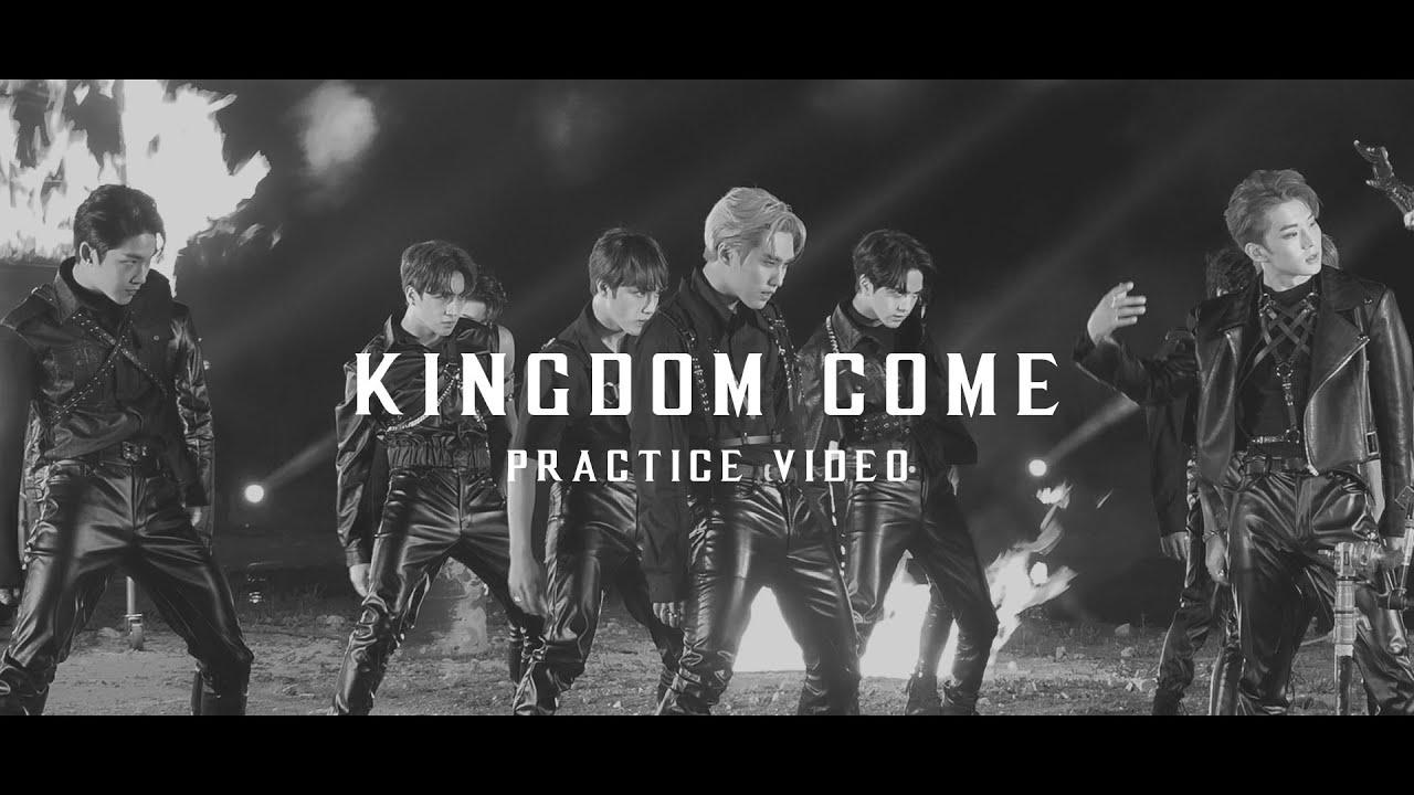 THE BOYZ(더보이즈) KINGDOM 'KINGDOM COME' PRACTICE VIDEO