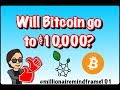 Will Bitcoin go to $10,000?!