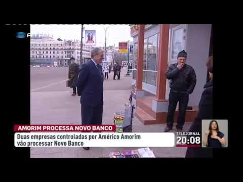Américo Amorim leva Novo Banco a Tribunal