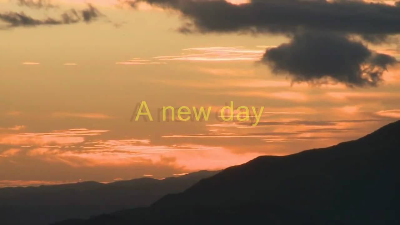 Atb A New Day Hd Youtube