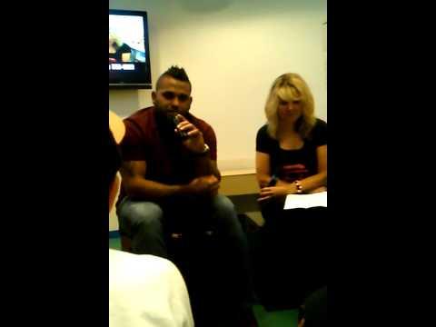 Pablo sandoval interview