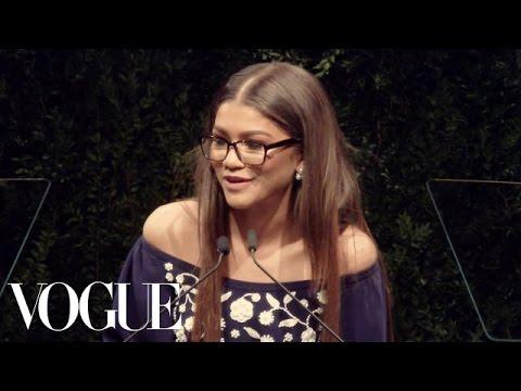 Zendaya Announces 2016 CFDA/Vogue Fashion Fund Winner | Vogue