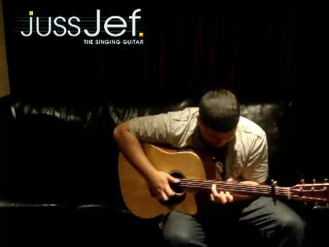 Beyonce - Halo - JussJef Acoustic Cover