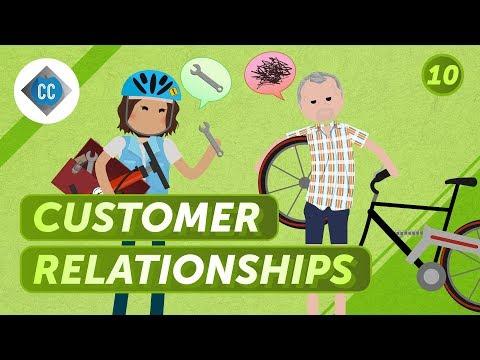 How to Build Customer Relationships: Crash Course Entrepreneurship #10