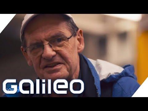 10 Fragen an einen Obdachlosen | Galileo | ProSieben