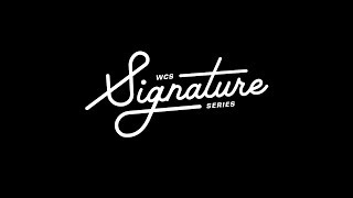 WCS Signature Series 2018