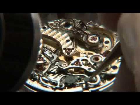 Watchmaking art part 1